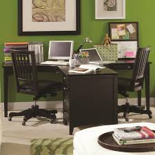 dual desk office ideas endearing design ideas of two person home office desks furniture