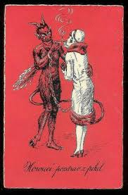 vintage witch birthday 47 best krampus images on pinterest vintage halloween images