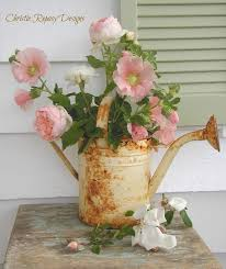 Shabby Chic Flower Arrangement by 19 Best Rose Bouquets From My Yard Images On Pinterest Flowers