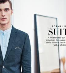 cocktail attire for men h u0026m goes formal