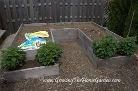raised bed vegetable garden design garden design ideas
