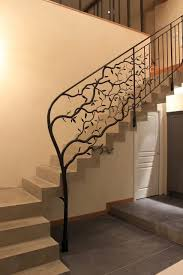 Metal Stair Rails And Banisters 43 Best Stair Railings Images On Pinterest Stairs Railings And