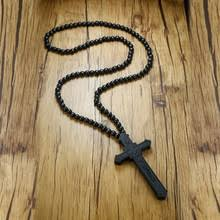 black wooden rosary necklace online shopping the world largest