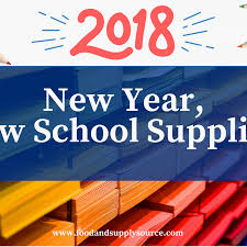 new year supplies new year new school supplies food supply source