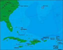 map usa bermuda bermuda caribbean holidays family holidays