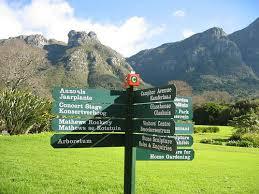 Kirstenbosch Botanical Gardens Kirstenbosch Botanical Garden Cape Town Landmarks And Attractions