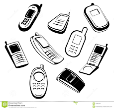 mobile phones royalty free stock photography image 17093157
