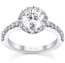 wedding rings setting images Debebians fine jewelry blog is a halo ring setting your dream jpg