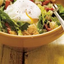 cuisiner le pissenlit salade de pissenlit ricardo