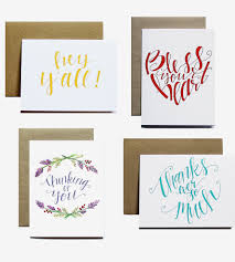 all occasion southern sayings card set cards stationery