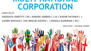 Universities As Multinational Enterprises The Multinational Multinational Corporation Ib