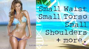 get small rib cage small shoulders smaller torso more for mtf