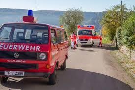 Drk Bad Kreuznach Auto Brennt Auf Dem Hofgut Serrig U2013 Saar Mosel News