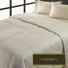 Home Design Down Alternative Comforter Review by Joseph Abboud 400 Thread Count Oversized Jacquard Down Alternative