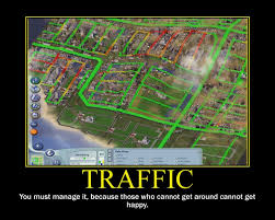 Simcity Meme - simcity motivational poster 3 by quantuminnovator on deviantart