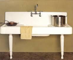 vintage pantry farm sink apron front sink sinkology rockwell