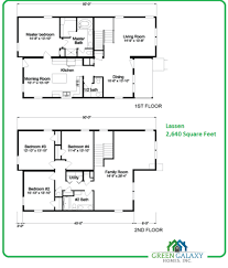 Family Room Addition Floor Plans by Modular Homes