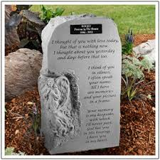 dog grave markers personalized pet grave marker headstone