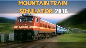 mountain train simulator 2016 android apps on google play
