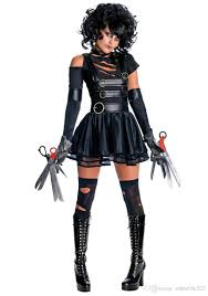wholesale halloween costume promo codes wholesale halloween costumes for women edward scissorhands secret