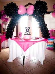 minnie mouse 1st birthday party ideas minnie mouse birthday party ideas pink lover