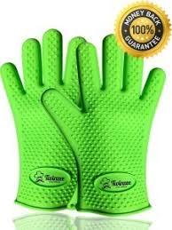 gant de cuisine anti chaleur gants de cuisine anti chaleur en silicone twinzee