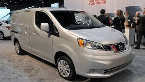 nissan work van nissan announces u s pricing for 2014 nv cargo van and nv