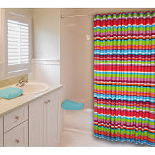 Bright Shower Curtain Extravagant Bright Colored Shower Curtains Home Decor Lighting