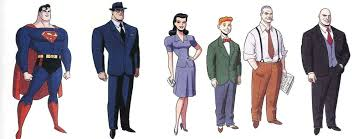 Dc Tas Wiki dc comics dc animated universe bio superman tas early work comic