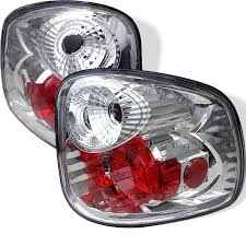 2001 Ford F150 Tail Lights Spyder Auto Ford F150 Flareside 01 03 Not Fit Supercrew Euro