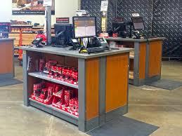 Home Depot Computer Desks Home Depot Contractor Desk Writing With Shelves Office Corner