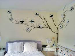 ways to decorate bedroom walls home design pictures wall drawings