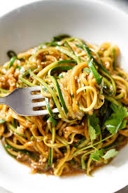 thanksgiving noodles recipe teriyaki zucchini noodles recipe u2014 eatwell101