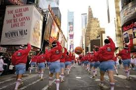 610 stompers to march in 2015 macy s thanksgiving day parade biz