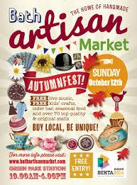 bam october 2014 poster autumn advert u2013 bath artisan market