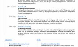 Resume Layout Sample by Sample Retail Resume Experience Resumes