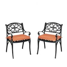 Metal Patio Furniture Retro - furniture gray outdoor dining chairs patio chairs patio furniture