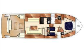 Catamaran Floor Plans by Novatec 52 Novanautical