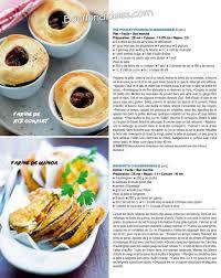 exemple de recette de cuisine hors série spécial sans gluten du magazine à table