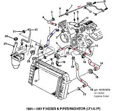 1994 corvette transmission 4th lt1 f tech aids drawings exploded views