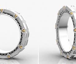 stargate wedding ring stargate