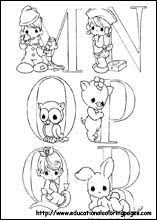 precious moments alphabet coloring pages kids coloring page precious moments alphabet part 1 coloring sheet