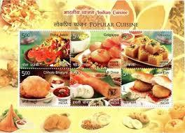 popular cuisine ms190 india 2017 indian cuisine popular cuisine miniature sheet 3