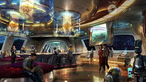 Ex Machina Hotel by Disney U0027s Immersive U0027star Wars U0027 Hotel Is A Jedi Dream Come True