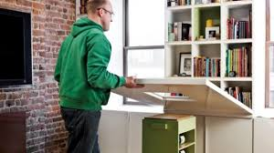 Small Hideaway Desk Desk For Apartment Space Saving Hideaway Desks Small Designs