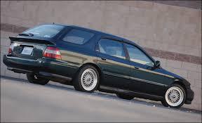 honda accord wagon 95 95 accord ex wagon bbs wheels jdm parts 3750 central ca honda