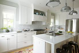 Slab Door Kitchen Cabinets by Aristokraft Cabinets For A Traditional Kitchen With A Slab Front