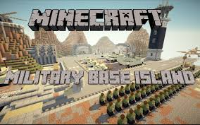 Map Of United States Military Bases by Minecraft Cinematic Military Base Island Map Trailer Download