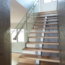 Marble Stairs Design Customized Staircase Design Glass Railing Wooden Steps Marble