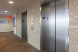Stainless Stee Stainless Steel Elevator Doors Architectural Forms Surfaces